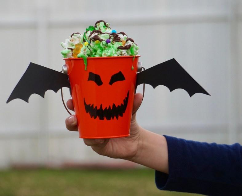 Goosebumps 2 Inspired Movie Night Party Ideas. Halloween party Ideas.