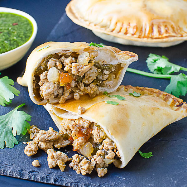 hatch chili empanadas and other spicy recipe ideas to spice up your Valentine's Day