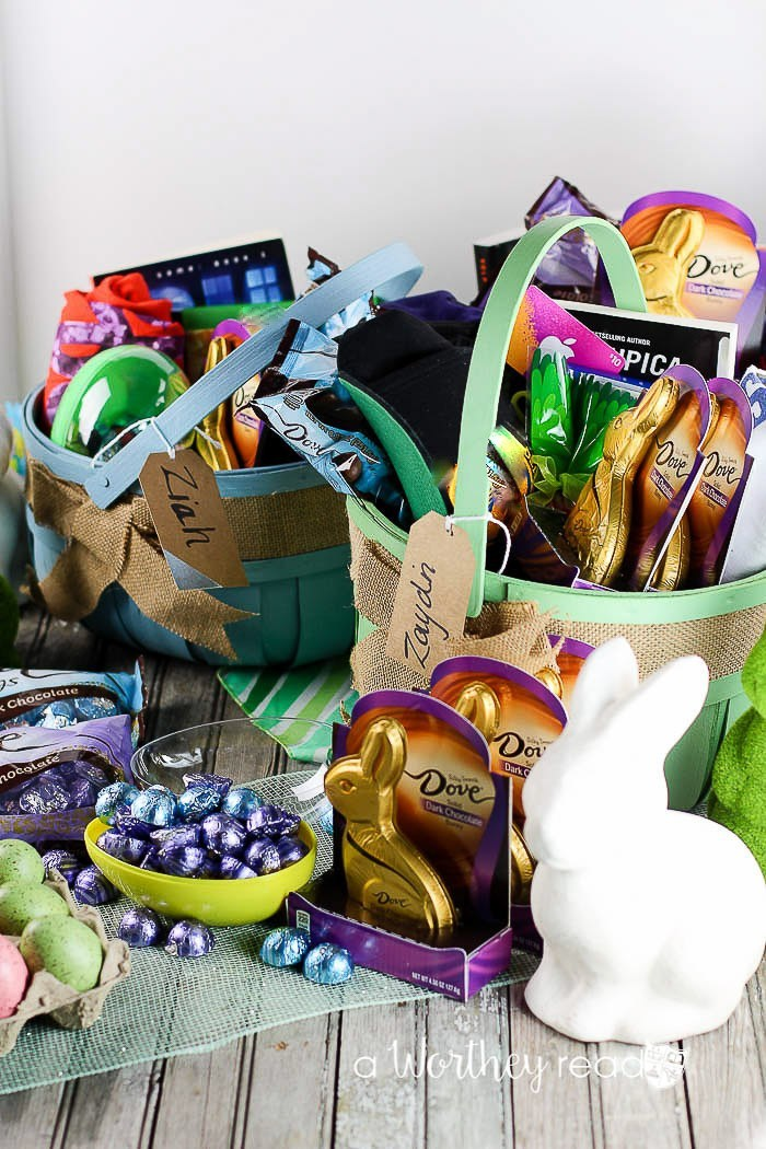 Easter Basket Gift Ideas for Teens and lots of fun Easter basket ideas for boys
