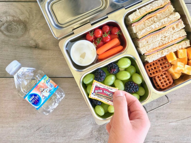 Ways to support your school with BoxTops