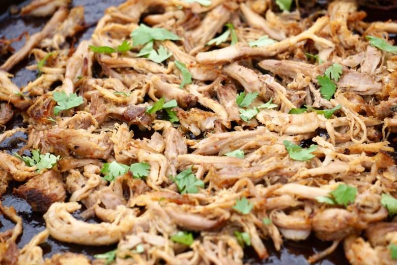 Mexican slow cooker carnitas