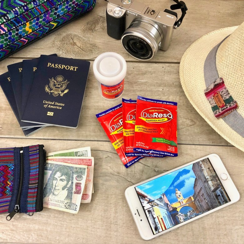 Tips for Preventing & Managing Illness When Traveling Abroad with Kids