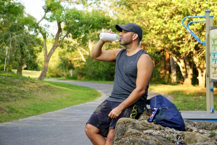 Tips for Exercising Outdoors In Warm Weather