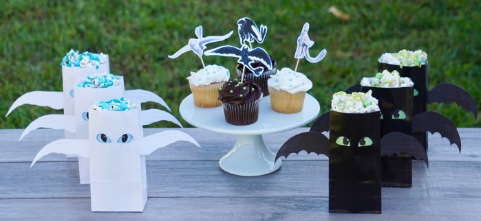 How to Train Your Dragon Movie Night Party Ideas