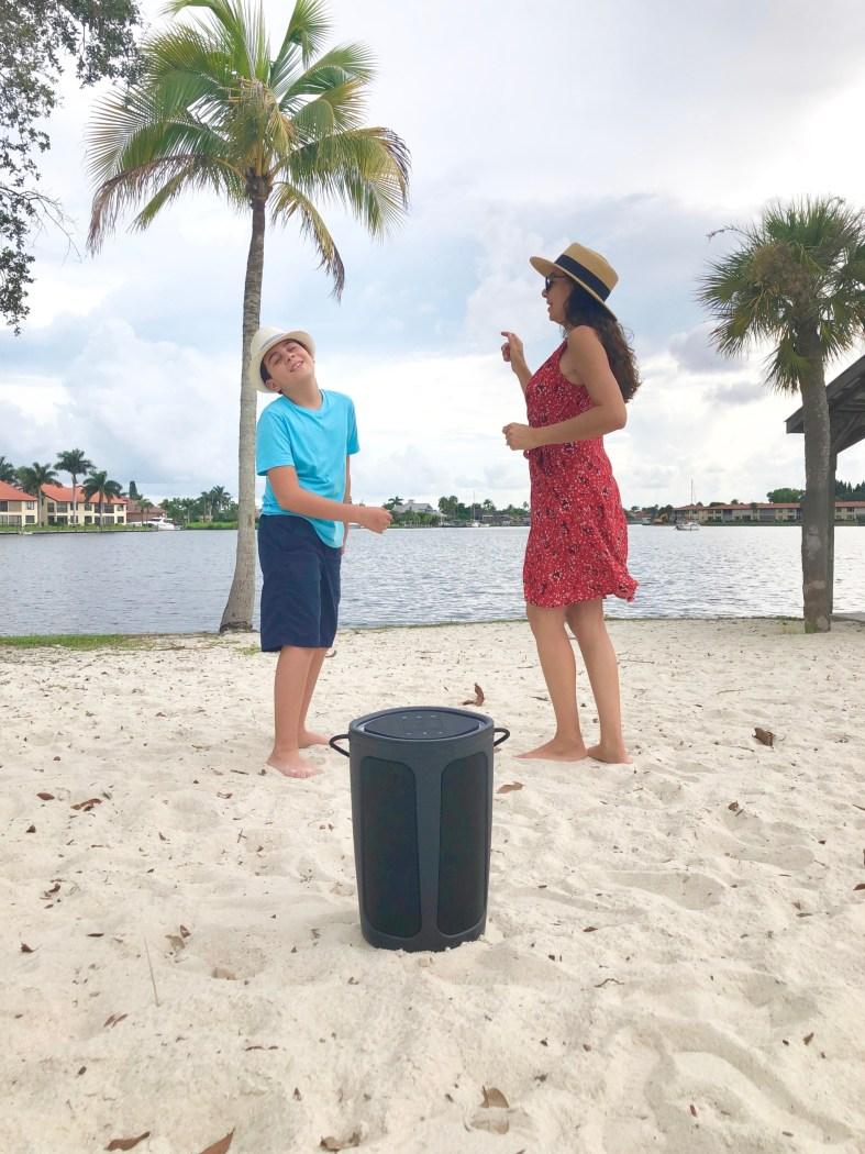 The Best Waterproof Speaker of 2019: Altec Lansing SoundBucket XL Bluetooth Speaker Review