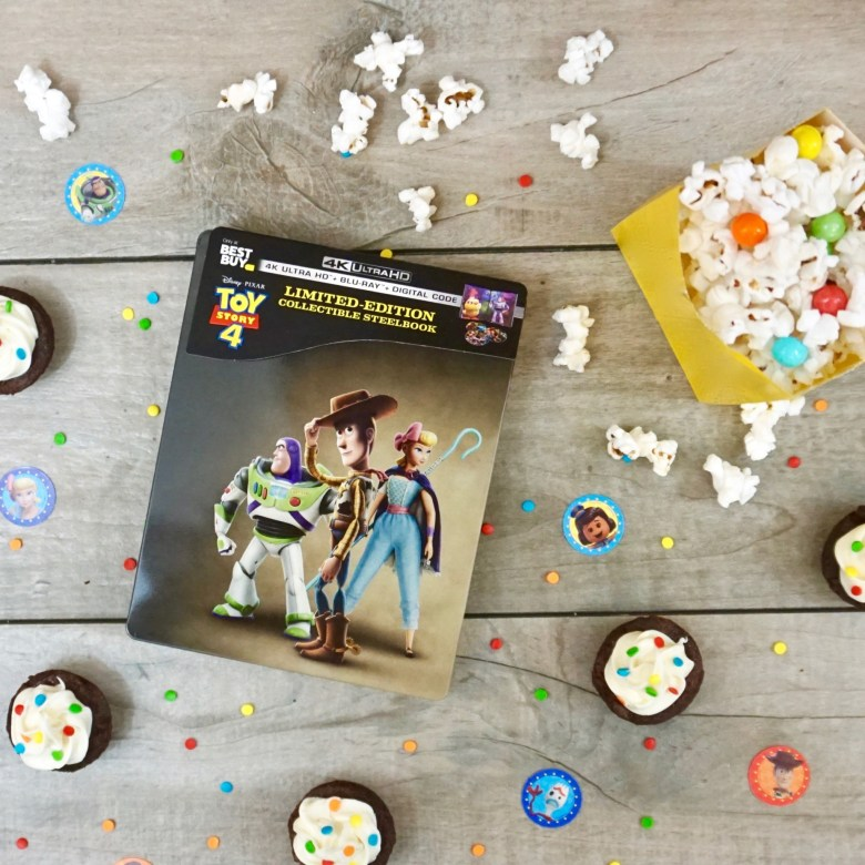 Toy Story 4 Movie night party ideas