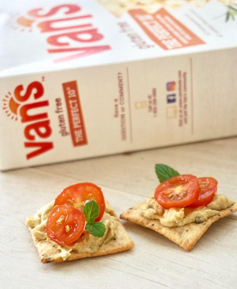 Van's® Gluten-Free The Perfect 10® Crackers