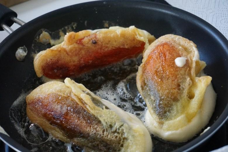 Guatemalan chiles rellenos recipe