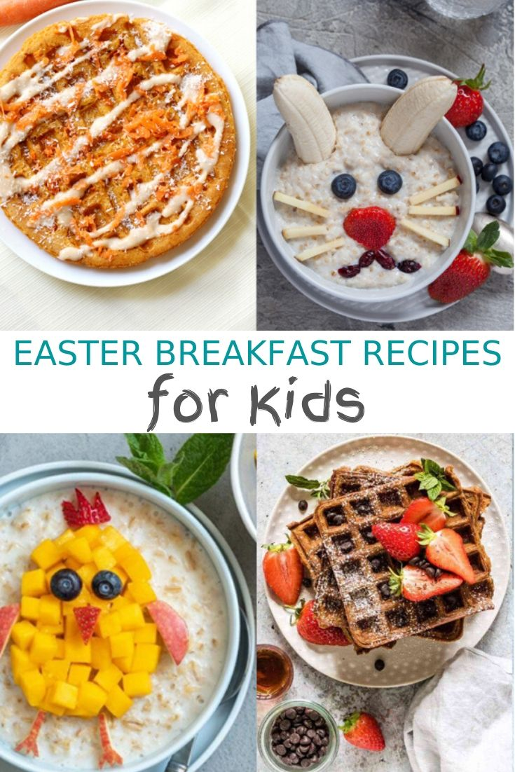 Easter Breakfast Recipes for Kids