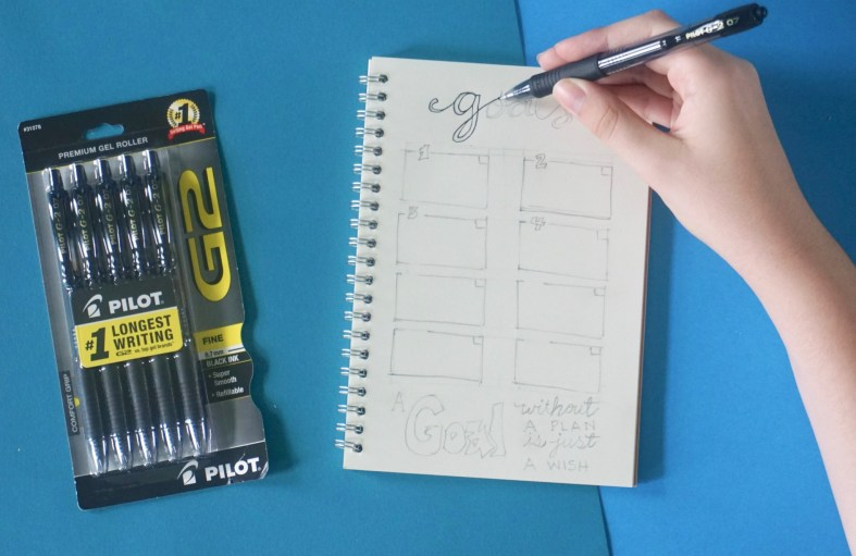 G2 Pilot Pens