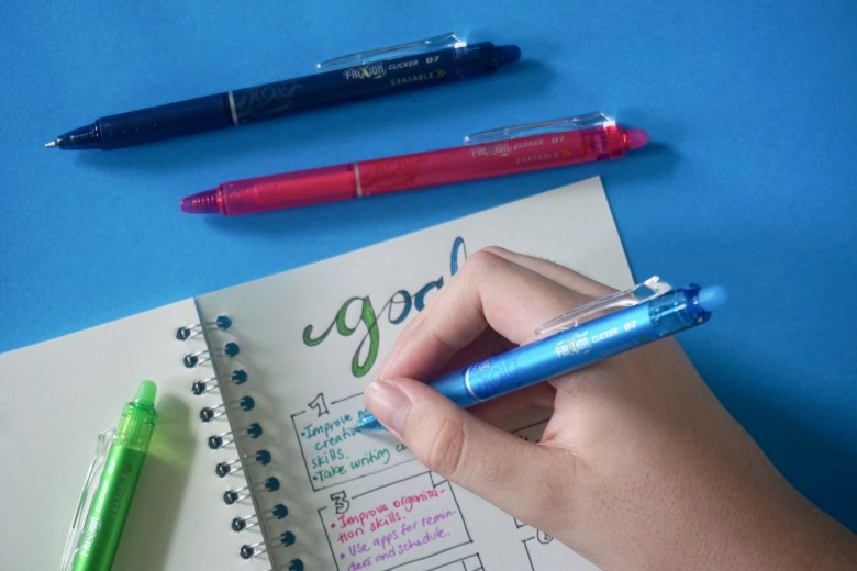 Bullet journaling for back to school