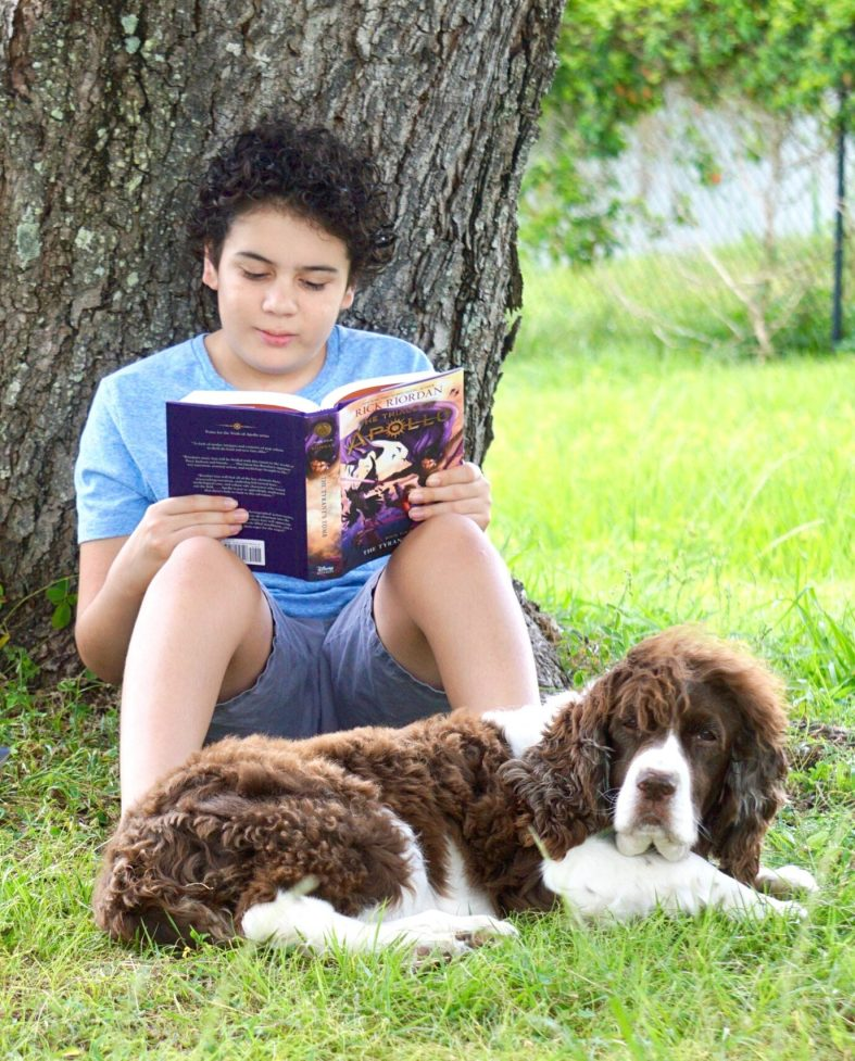 How To Promote the Love of Reading for Middle Schoolers At Home This Summer
