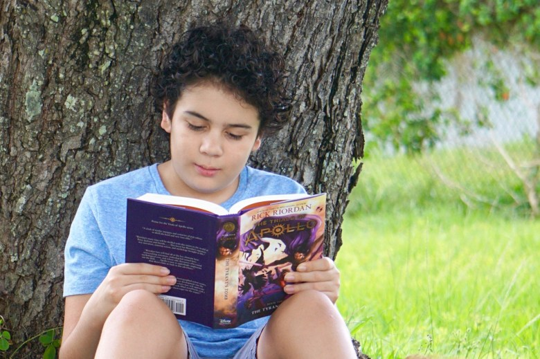 Summer reading for middle schoolers
