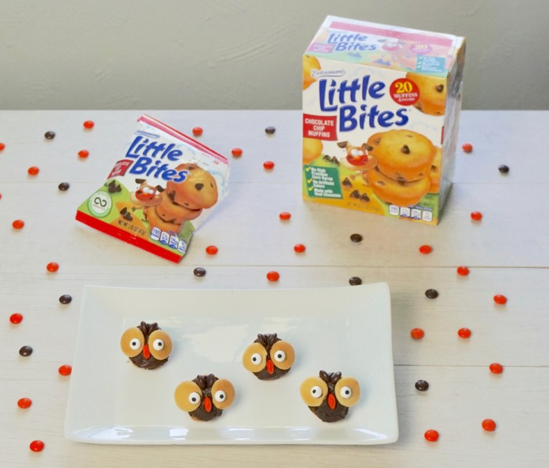 Easy fall activity for kids cute owl snacks