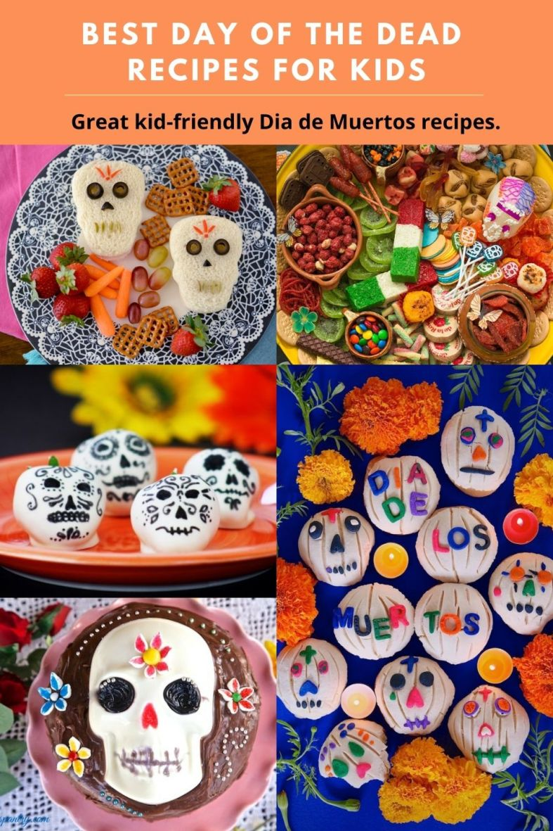 Best Day of the Dead recipes for kids