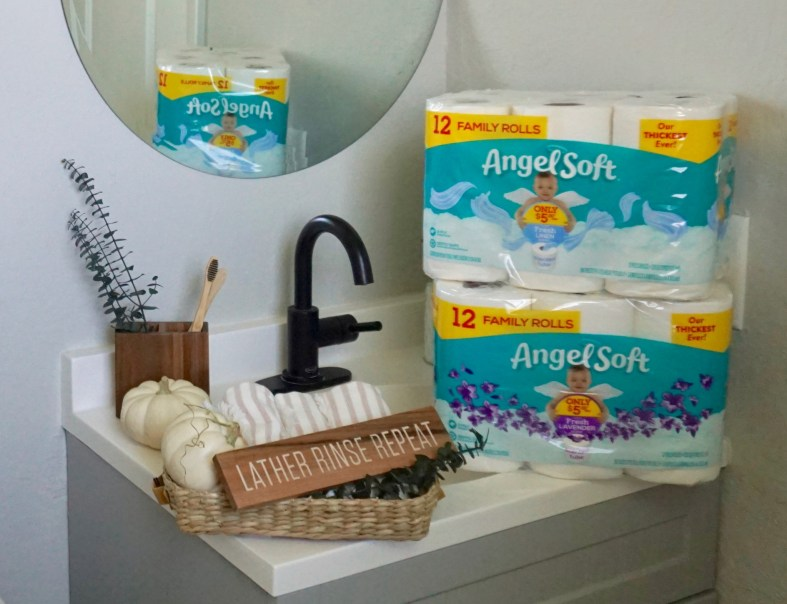 Angel Soft® with Scented Tube