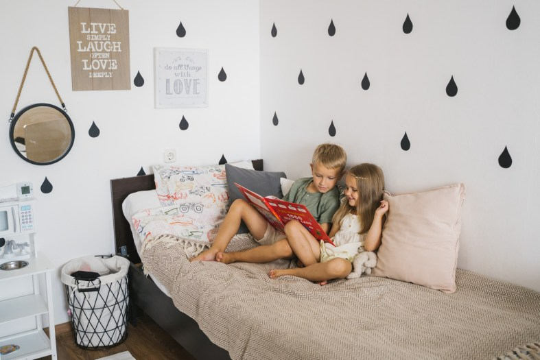 Creating the Perfect Bedroom for Your Child