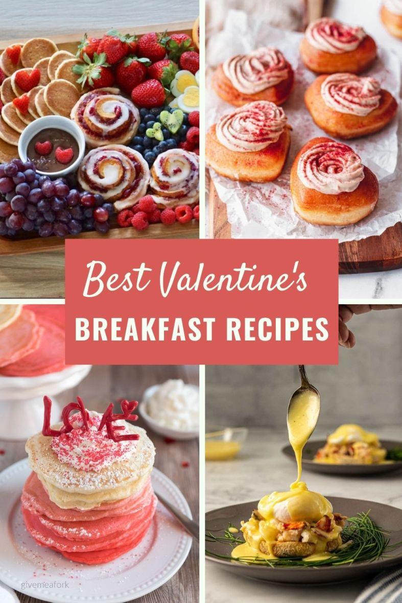 Best Valentine's Day Breakfast Recipes