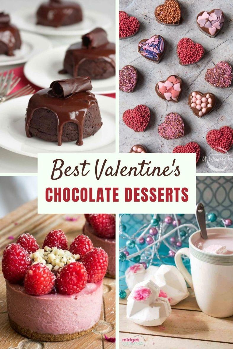 Best Chocolate Desserts for Valentines