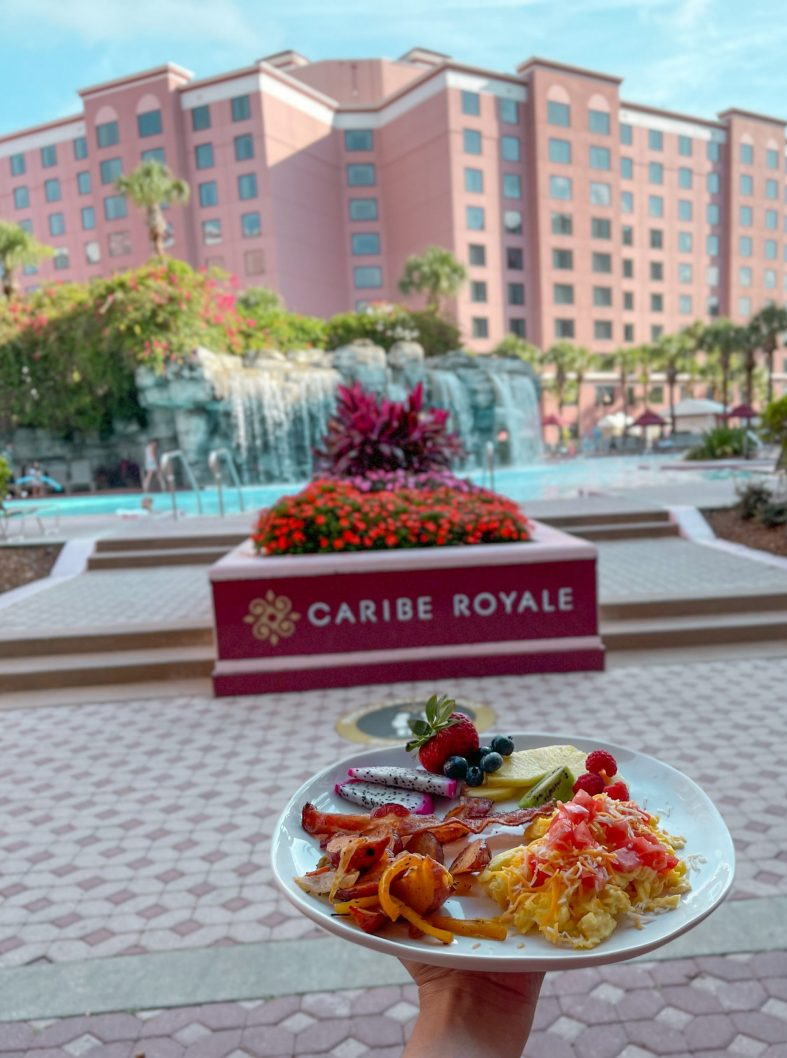 Caribe Royale dining options