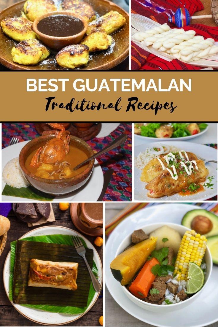 Easy Guatemalan recipes to make for 15 de Septiembre