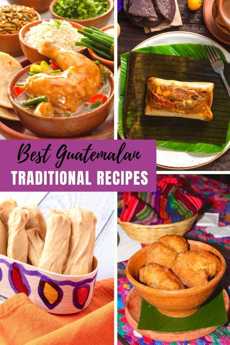 Best Guatemalan Recipes