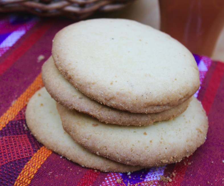 Guatemalan champurradas recipe