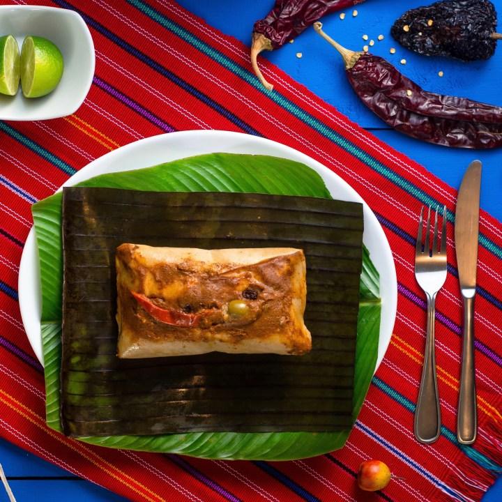 best guatemalan tamal recipe