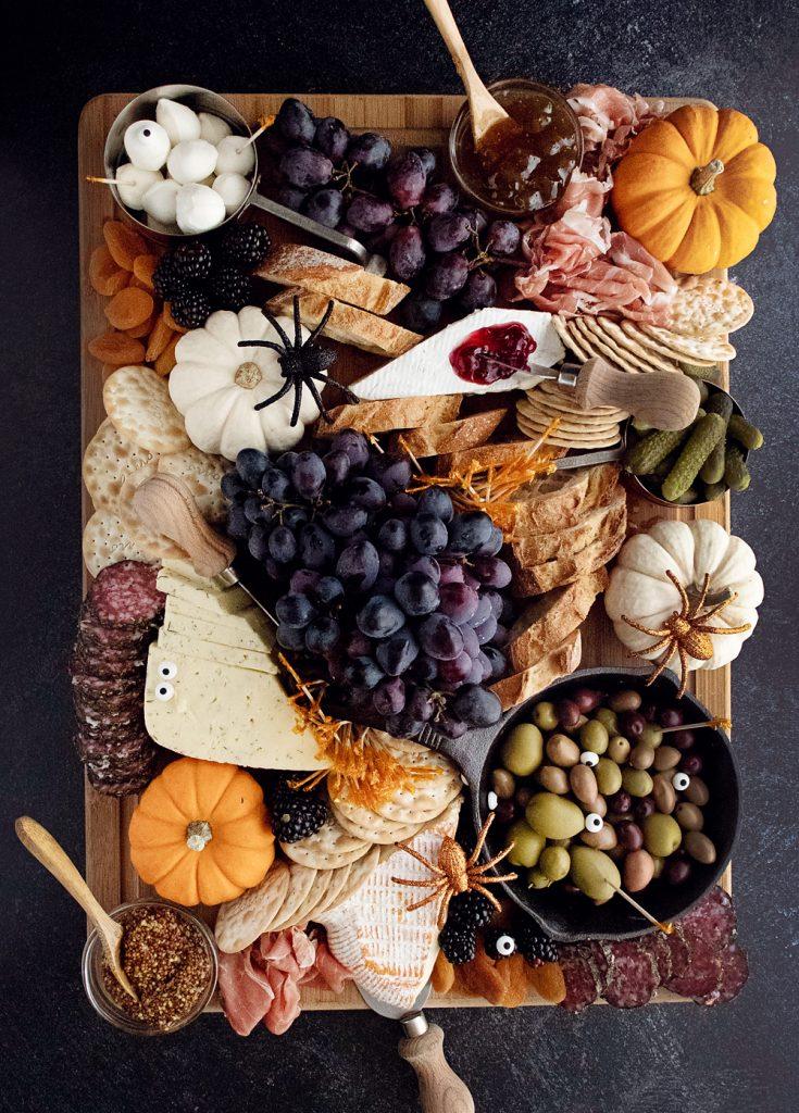 Best Halloween charcuterie board