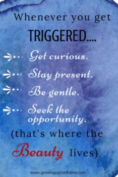 Whenever you get Triggered...