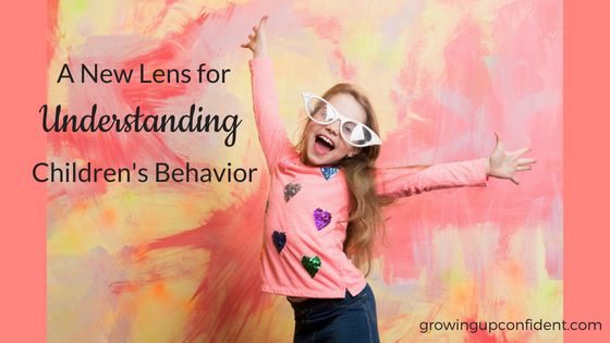 A new lens for understanding children's behavior