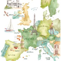 Europe: Three Week Itinerary