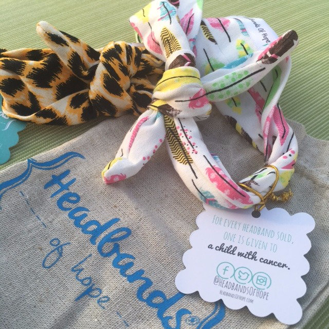 growing up glad, headbands of hope, charity, mom blog, mommy blog, fashion blog, parenting blog, girl power, inspiration, motivation, 2016