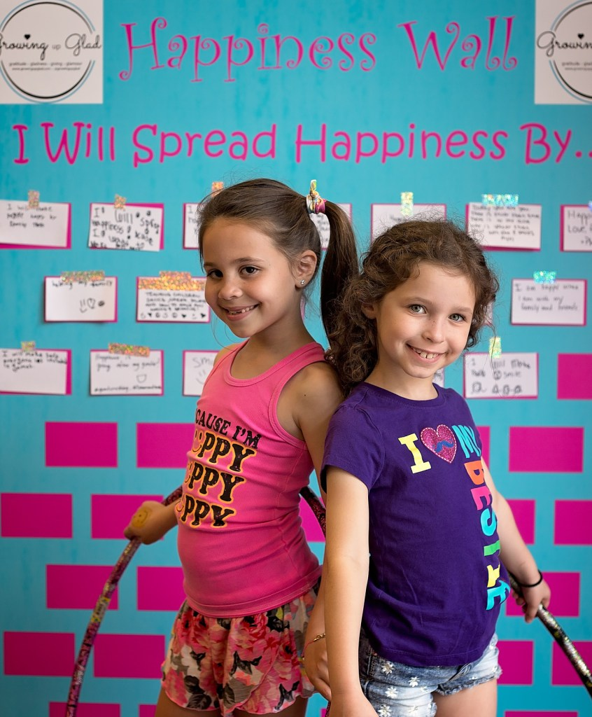 growing up glad, happiness, ivivva, spreading happiness, charity, mom blog, mommy blog, fashion blog, parenting blog, girl power, inspiration, motivation, 2016