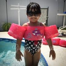 Pool days...