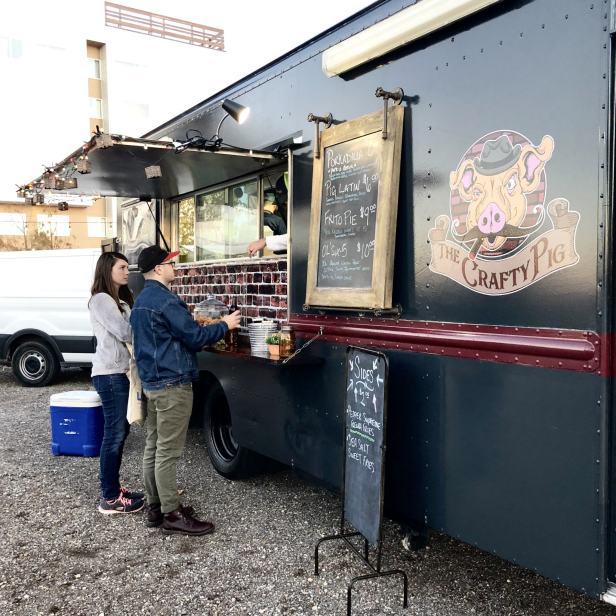 Food Trucks Growing Up Texas