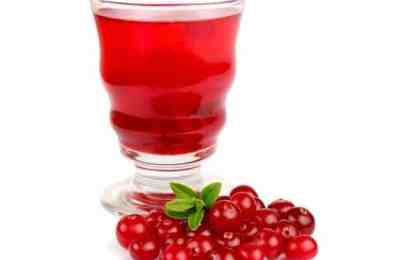 cranberry juice helps to pass a drug test