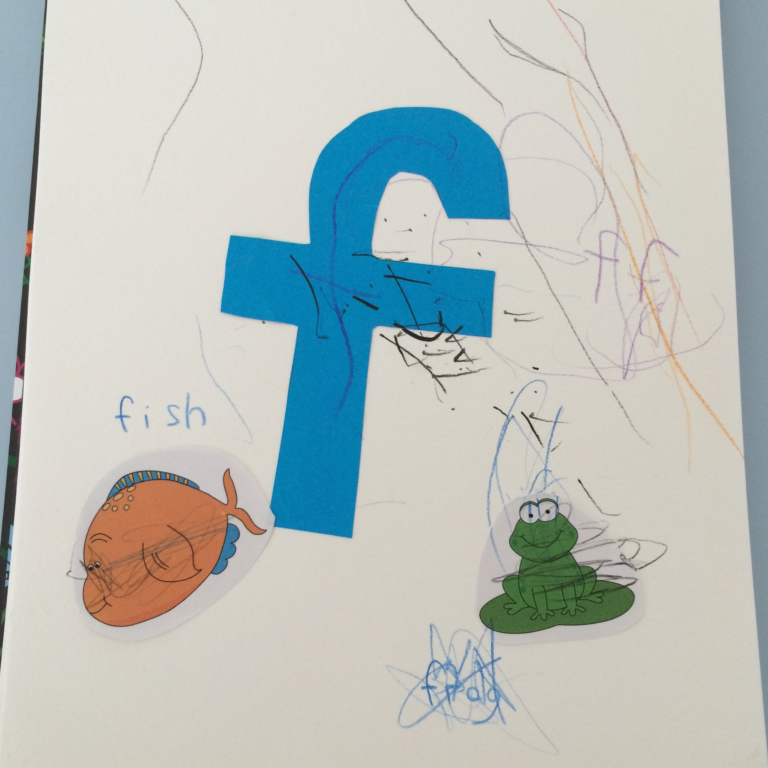 Homeschooling Fun Learning The Alphabet Part 2