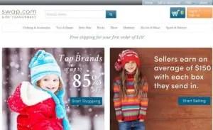 Swap.com: sites like eBay