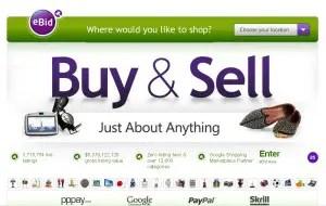 Alternatives to ebay- ebid