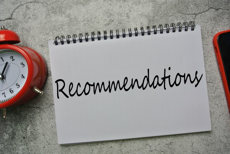 Financial advice involves a specific personal recommendation