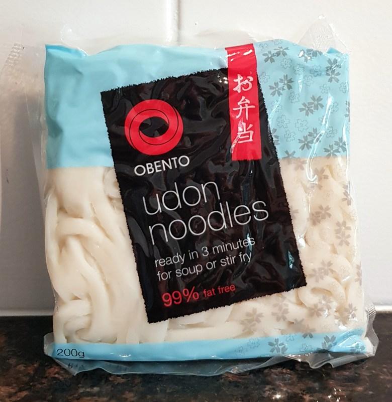 udon noodles pack
