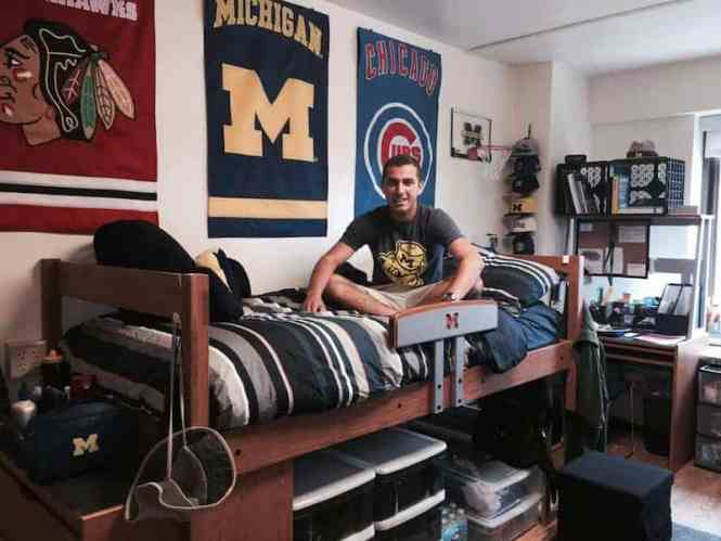 How To Decorate A Guy S Dorm Room