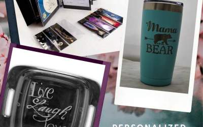 Personalized Gifts for Grads and Moms