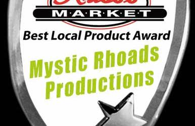 Mystic Rhoads Productions The 2019 Russ's Market Best Local Product Award