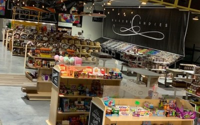 Holiday Sales Sweeter for Baker's Candies with New Outlet Store