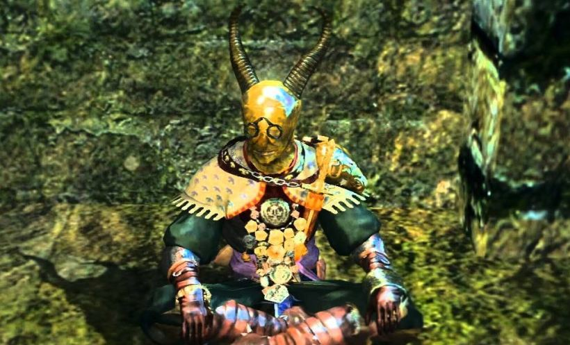 Dark Souls' Domhnall of Zena's Historical and Cultural References | Grown  Gaming