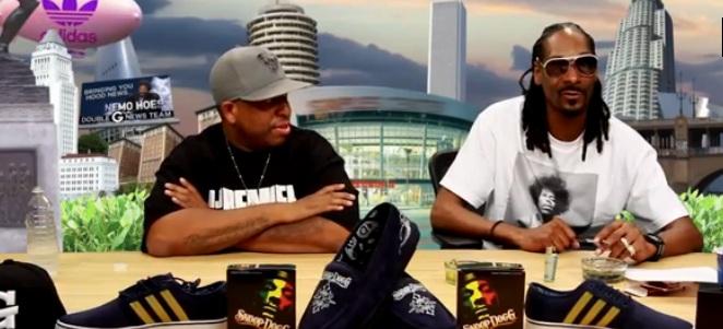 Watch: Snoop Dogg interviewing DJ Premier - Grown Up Rap