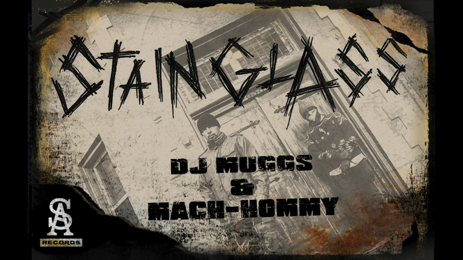 DJ Muggs & Mach-Hommy – 'Stain Glass' - Grown Up Rap