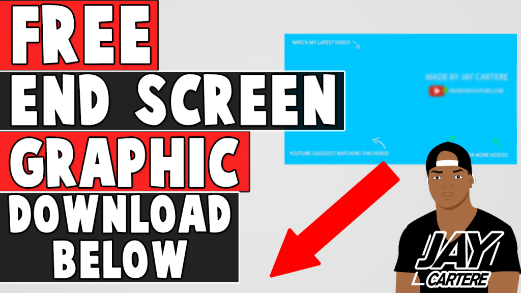 free end screen graphic download
